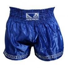 Шорты Bad Boy Muay Thai Blue